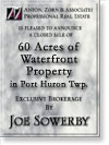Port Huron 60 Acres Waterfront